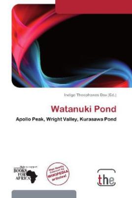 Watanuki Pond