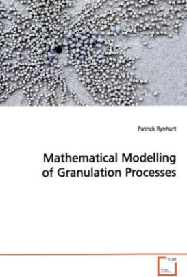 Mathematical Modelling of Granulation Processes
