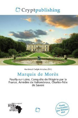 Marquis de Morès
