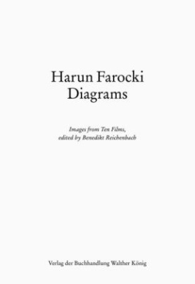 Harun Farocki Diagrams. Images from Ten Films