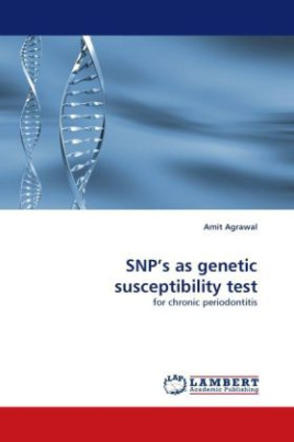 SNP's as genetic susceptibility test