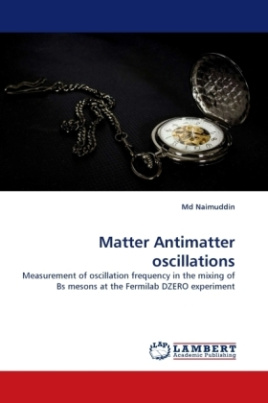 Matter Antimatter oscillations