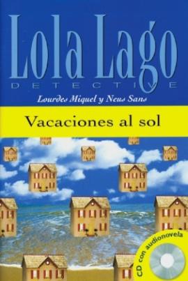 Vacaciones al sol, m. Audio-CD