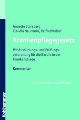 Krankenpflegegesetz (KrPflG), Kommentar