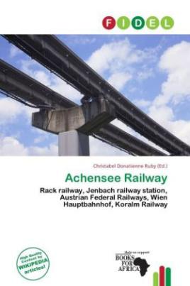 Achensee Railway