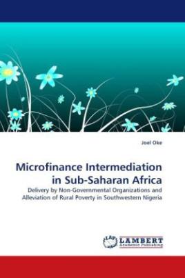 Microfinance Intermediation in Sub-Saharan Africa