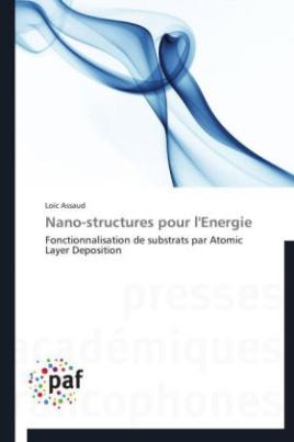 Nano-structures pour l'Energie