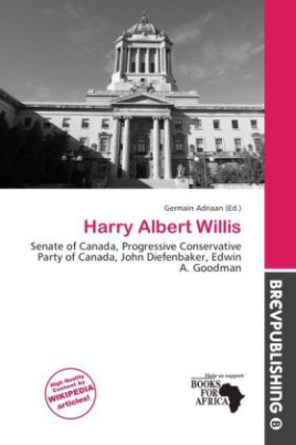 Harry Albert Willis