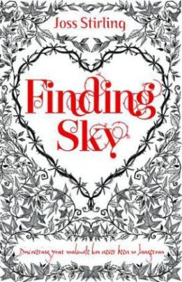 Finding Sky. Die Macht der Seelen - Finding Sky, englische Ausgabe
