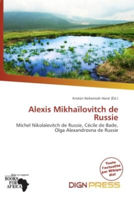 Alexis Mikhaïlovitch de Russie