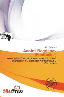 Anatoli Bogdanov (Footballer)
