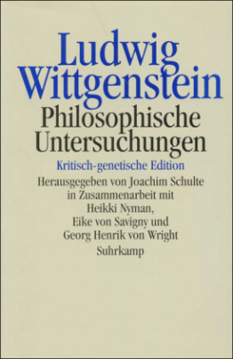 Philosophische Untersuchungen