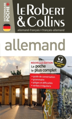 Le Robert & Collins poche allemand