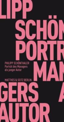Porträt des Managers als junger Autor