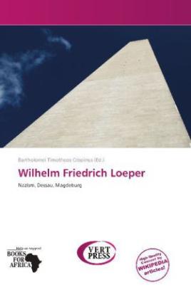 Wilhelm Friedrich Loeper