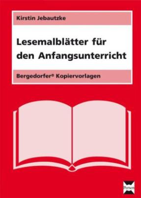 Lesemalblätter für den Anfangsunterricht