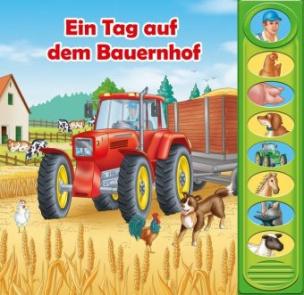 Ein Tag auf dem Bauernhof, m. Tonmodulen