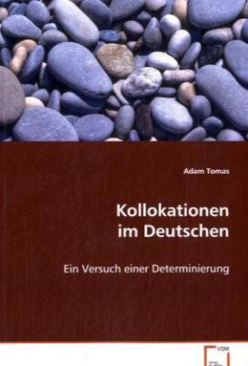 Kollokationen im Deutschen