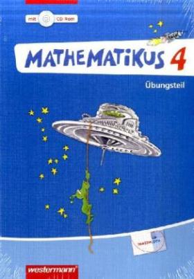4. Klasse, Übungsteil m. CD-ROM