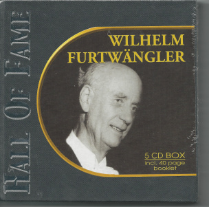 Hall of Fame: Wilhelm Furtwangler