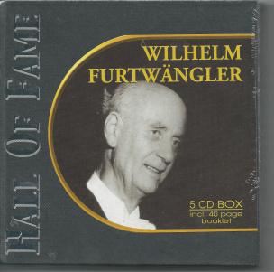 Hall of Fame: Wilhelm Furtwangler