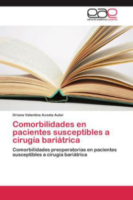 Comorbilidades en pacientes susceptibles a cirugía bariátrica