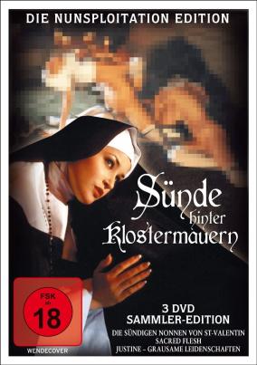 Sünde hinter Klostermauern - Edition (FSK 18)