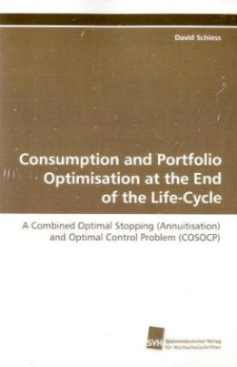 Consumption and Portfolio Optimisation at the End of the Life-Cycle