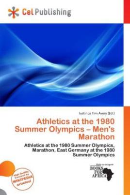 Athletics at the 1980 Summer Olympics - Men's Marathon