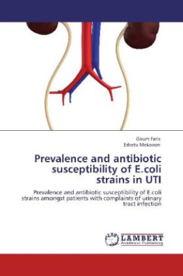 Prevalence and antibiotic susceptibility of E.coli strains in UTI