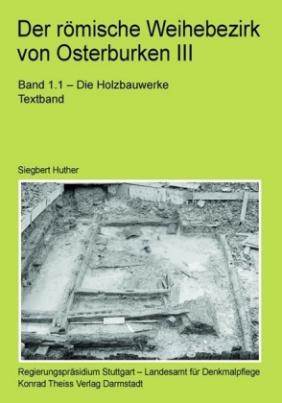 Der römische Weihebezirk von Osterburken, 2 Bde. in 3 Teilbdn.. Bd.3