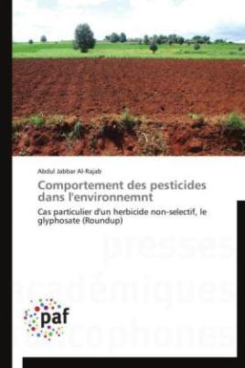 Comportement des pesticides dans l'environnemnt