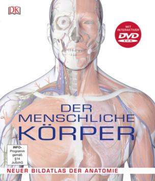Der menschliche Körper, m. DVD-ROM