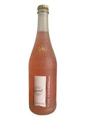 Cocktail 6er-Paket Pink Grapefruit
