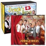 Oeschs Die Dritten - Die große musikalische Familien-Geschichte + Jodelzirkus
