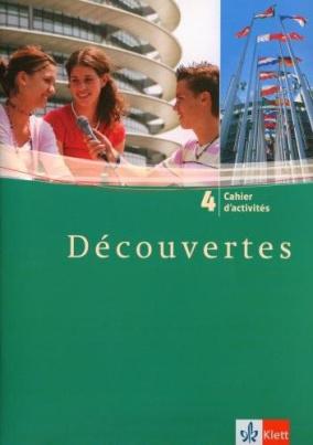 Cahier d'activites, 4. Lernjahr