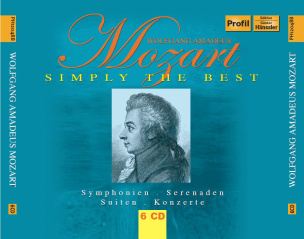 W.A. Mozart - Simply the Best