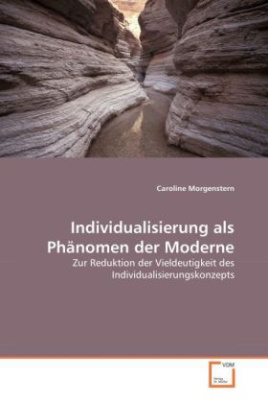 Individualisierung als Phänomen der Moderne