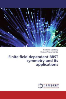 Finite field dependent BRST symmetry and its applications