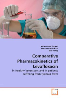 Comparative Pharmacokinetics of Levofloxacin