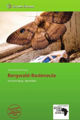 Bergwald-Bodeneule