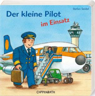 Der kleine Pilot im Einsatz