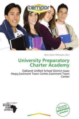 University Preparatory Charter Academy