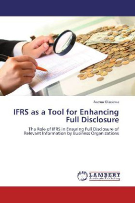 IFRS as a Tool for Enhancing Full Disclosure