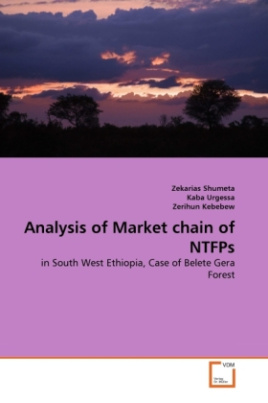 Analysis of Market chain of NTFPs