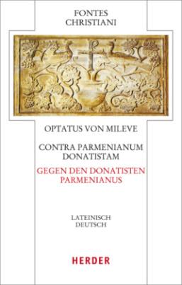 Optatus von Mileve, Contra Parmenianum