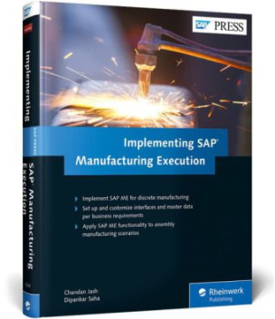 Implementing SAP Manufacturing Execution