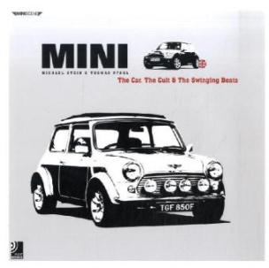 Mini - The Car, The Cult & The Swinging Beats, Bildband u. 4 Audio-CDs