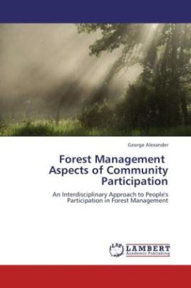 Forest Management Aspects of Community Participation