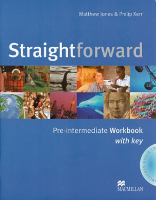 Workbook with key and Audio-CD